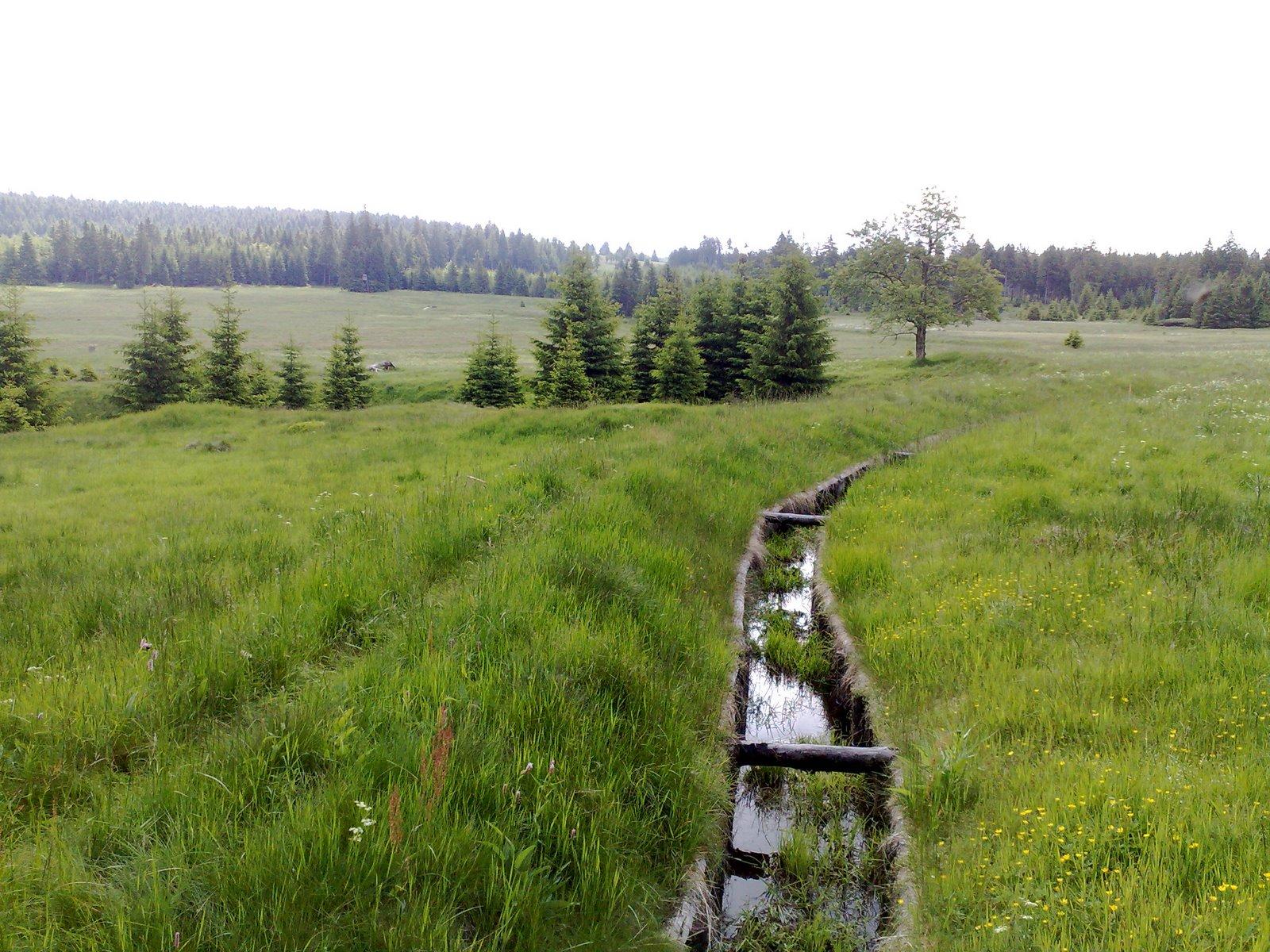 de Blatenský waterloop