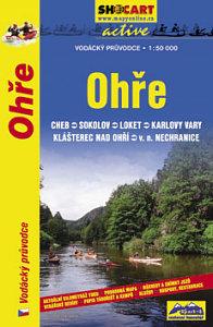 Kanotour op de rivier de Ohře