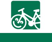 fietsers welkom