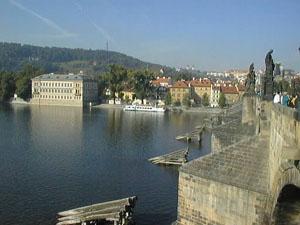 Gouden Mijl stadswandeling Praag